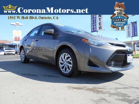 2017 Toyota Corolla LE for Sale  - 13182  - Corona Motors