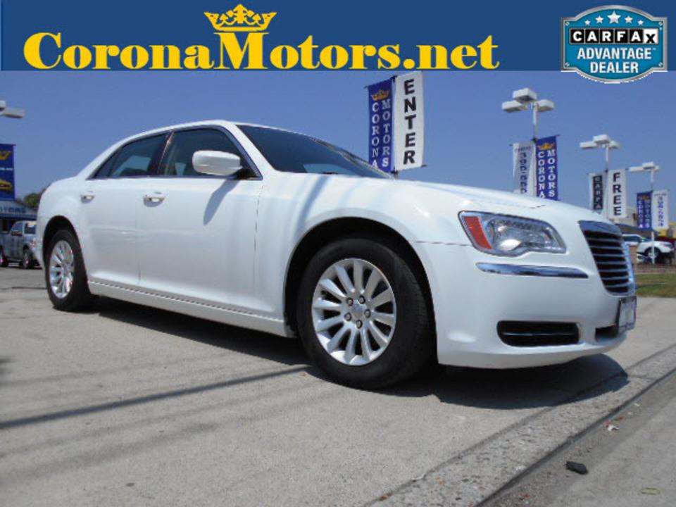 2014 Chrysler 300  - 12458  - Corona Motors