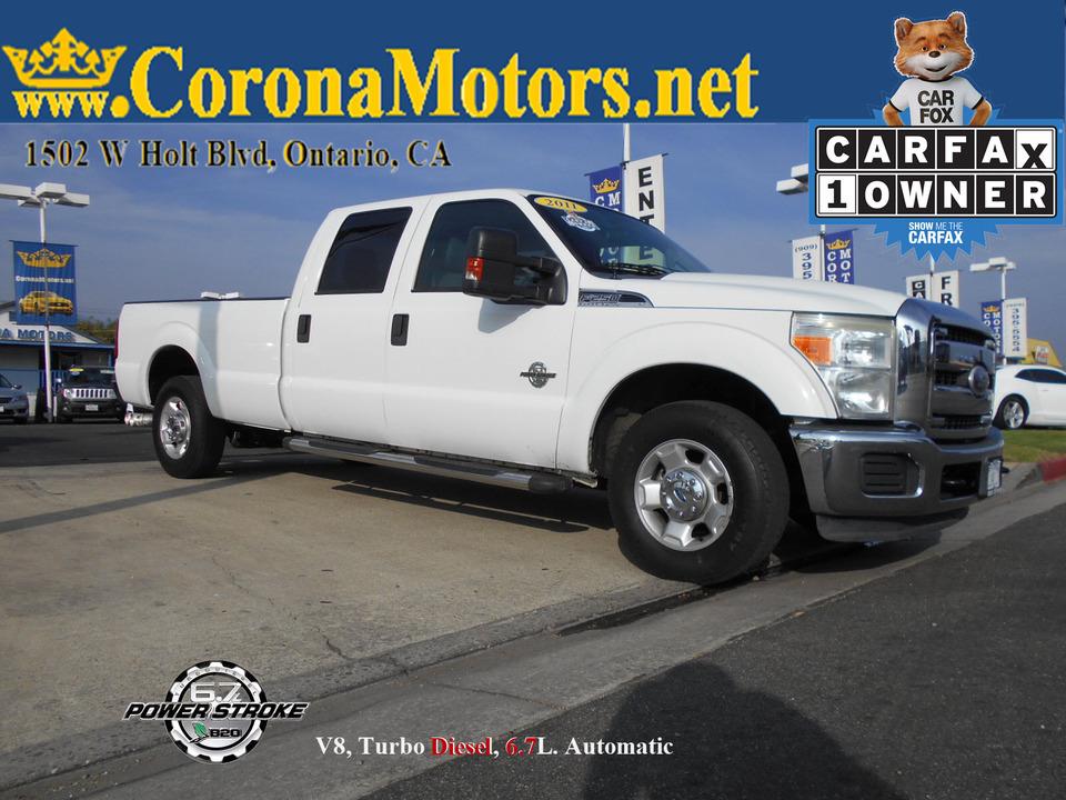 2011 Ford F-250 XLT  - 12931  - Corona Motors