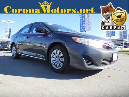 2012 Toyota Camry LE for Sale  - 12250  - Corona Motors