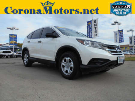 2013 Honda CR-V LX for Sale  - 12634  - Corona Motors