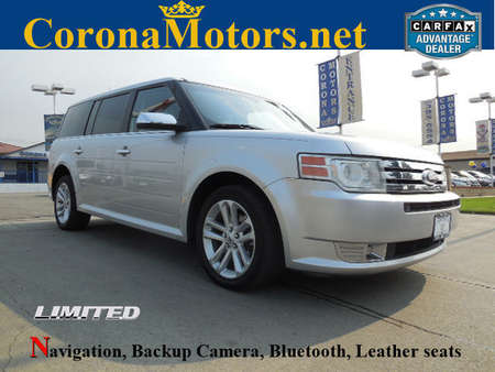 2011 Ford Flex Limited for Sale  - 12136  - Corona Motors