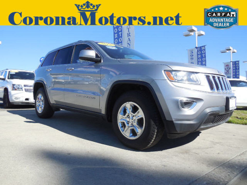 2015 Jeep Grand Cherokee  - Corona Motors