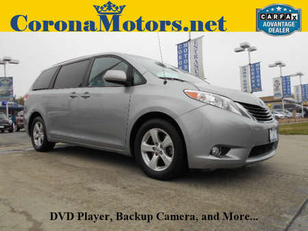 2013 Toyota Sienna LE for Sale  - 12303  - Corona Motors