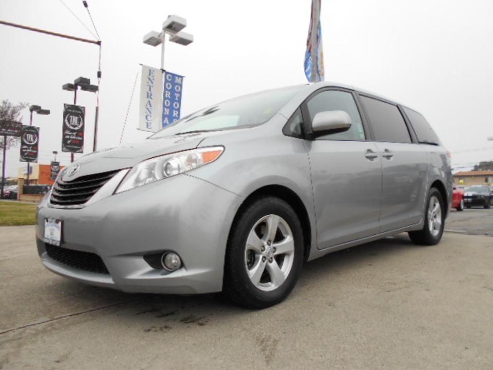 2013 Toyota Sienna  - Corona Motors