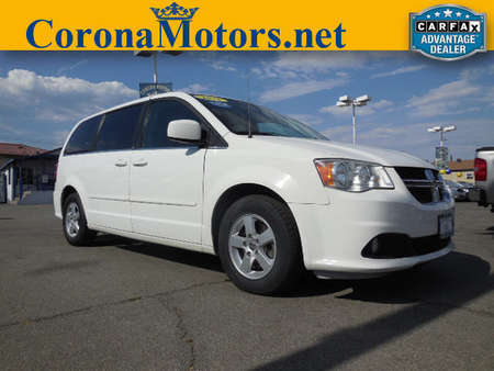 2012 Dodge Grand Caravan Crew for Sale  - 12084  - Corona Motors