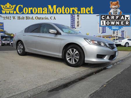 2014 Honda Accord Sedan LX for Sale  - 12928  - Corona Motors