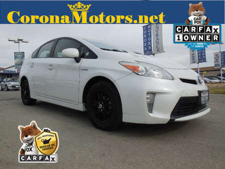 2013 Toyota Prius Two for Sale  - 12283  - Corona Motors