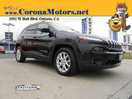 2015 Jeep Cherokee Latitude for Sale  - 13091  - Corona Motors