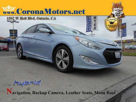 2012 Hyundai Sonata Hybrid for Sale  - 13094  - Corona Motors