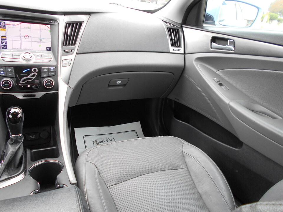 2012 Hyundai Sonata  - Corona Motors