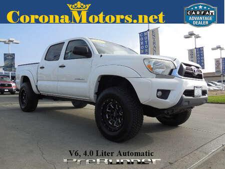 2012 Toyota Tacoma PreRunner for Sale  - 12177  - Corona Motors