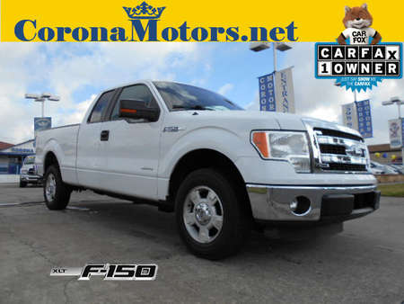2013 Ford F-150 XLT for Sale  - 12321  - Corona Motors