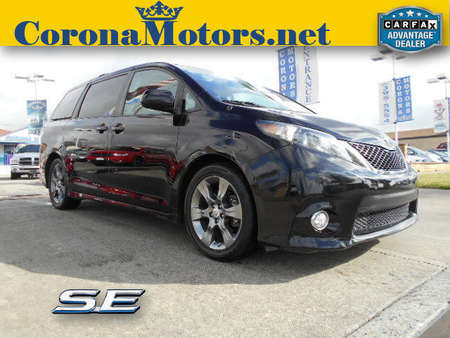 2011 Toyota Sienna SE for Sale  - 12326  - Corona Motors