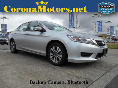2014 Honda Accord Sedan LX for Sale  - ACCRD97  - Corona Motors