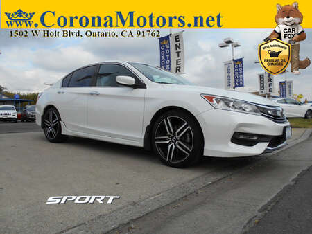 2016 Honda Accord Sedan Sport for Sale  - 12964  - Corona Motors