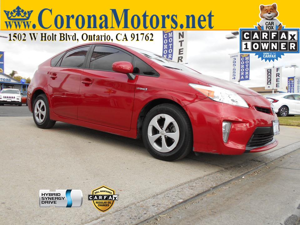 2012 Toyota Prius Two  - 12963  - Corona Motors