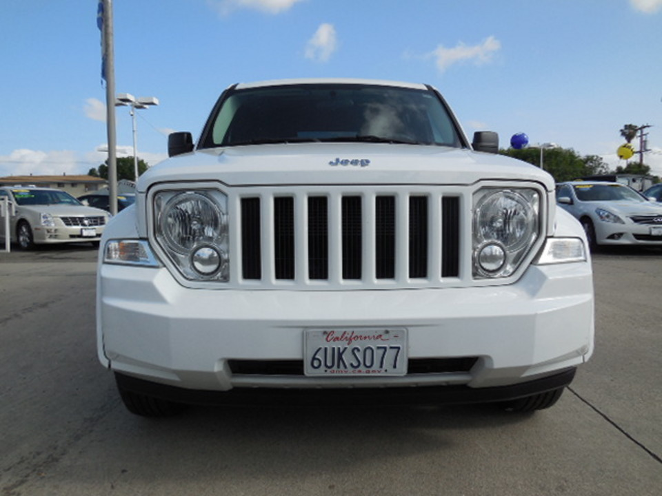 2012 Jeep Liberty  - Corona Motors