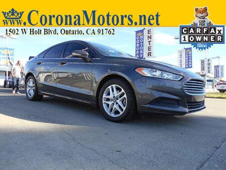 2016 Ford Fusion SE for Sale  - FUSION71  - Corona Motors