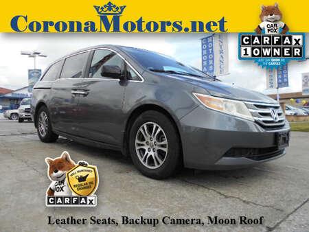 2012 Honda Odyssey EX-L for Sale  - 12323  - Corona Motors