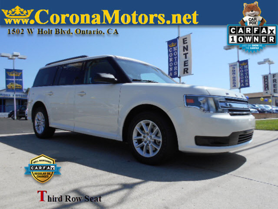2014 Ford Flex  - Corona Motors