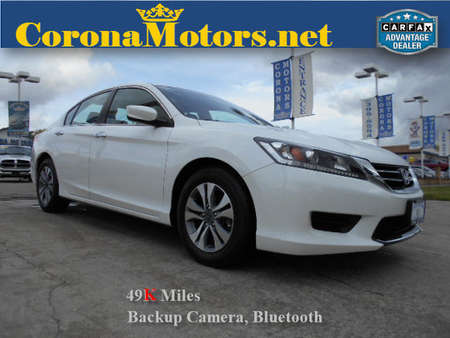2015 Honda Accord Sedan LX for Sale  - 12325  - Corona Motors