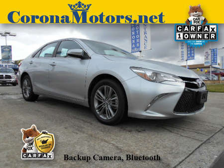 2015 Toyota Camry SE for Sale  - 12324  - Corona Motors
