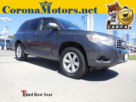 2008 Toyota Highlander Sport for Sale  - 12176  - Corona Motors