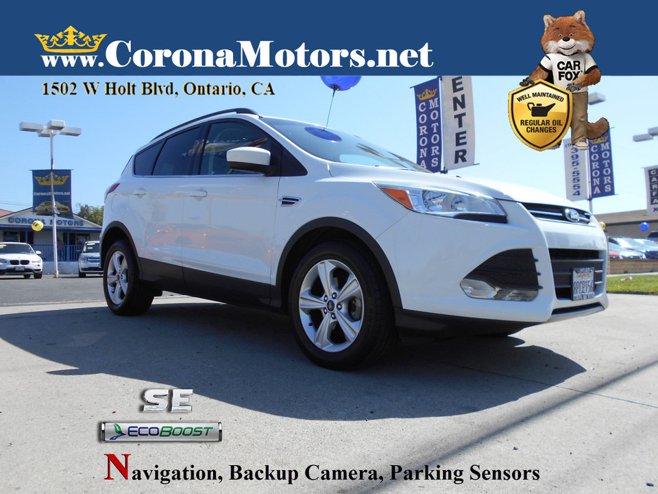 2014 Ford Escape SE  - 13105  - Corona Motors