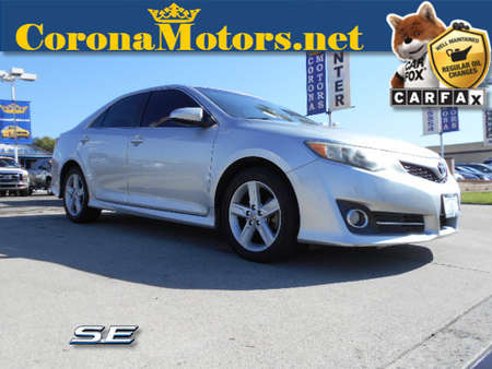 2012 Toyota Camry SE for Sale  - 12542  - Corona Motors