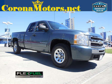 2011 Chevrolet Silverado 1500 LS for Sale  - 12175  - Corona Motors