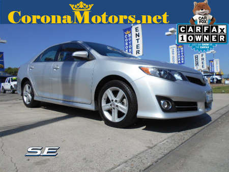 2012 Toyota Camry SE for Sale  - 12517  - Corona Motors