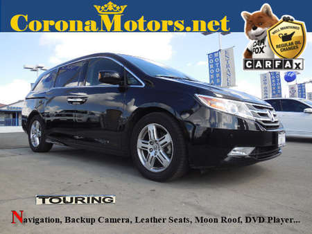 2011 Honda Odyssey Touring for Sale  - 12188  - Corona Motors