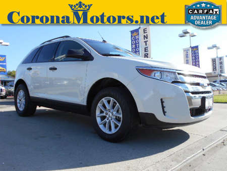 2013 Ford Edge SE for Sale  - 12535  - Corona Motors