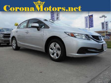 2014 Honda Civic Sedan LX for Sale  - 12357  - Corona Motors