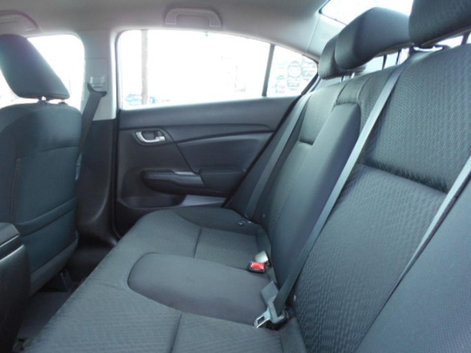 2014 Honda Civic Sedan  - Corona Motors