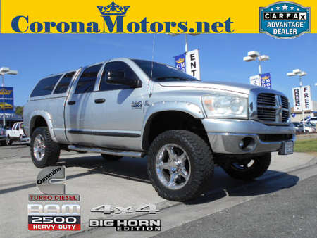 2007 Dodge Ram 2500 SLT for Sale  - RAM2500  - Corona Motors