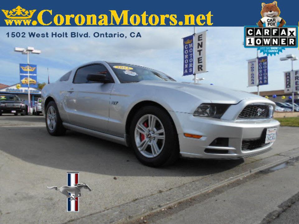 2014 Ford Mustang V6  - 12671  - Corona Motors