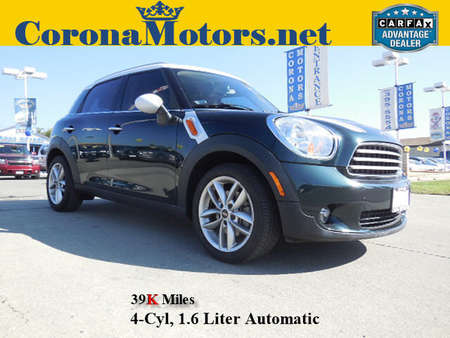 2012 Mini Cooper Countryman  for Sale  - 12198  - Corona Motors