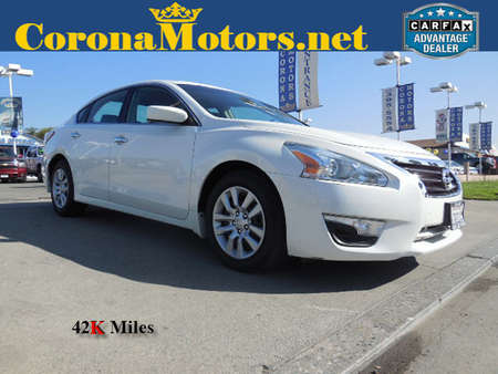 2013 Nissan Altima 2.5 S for Sale  - 12199  - Corona Motors