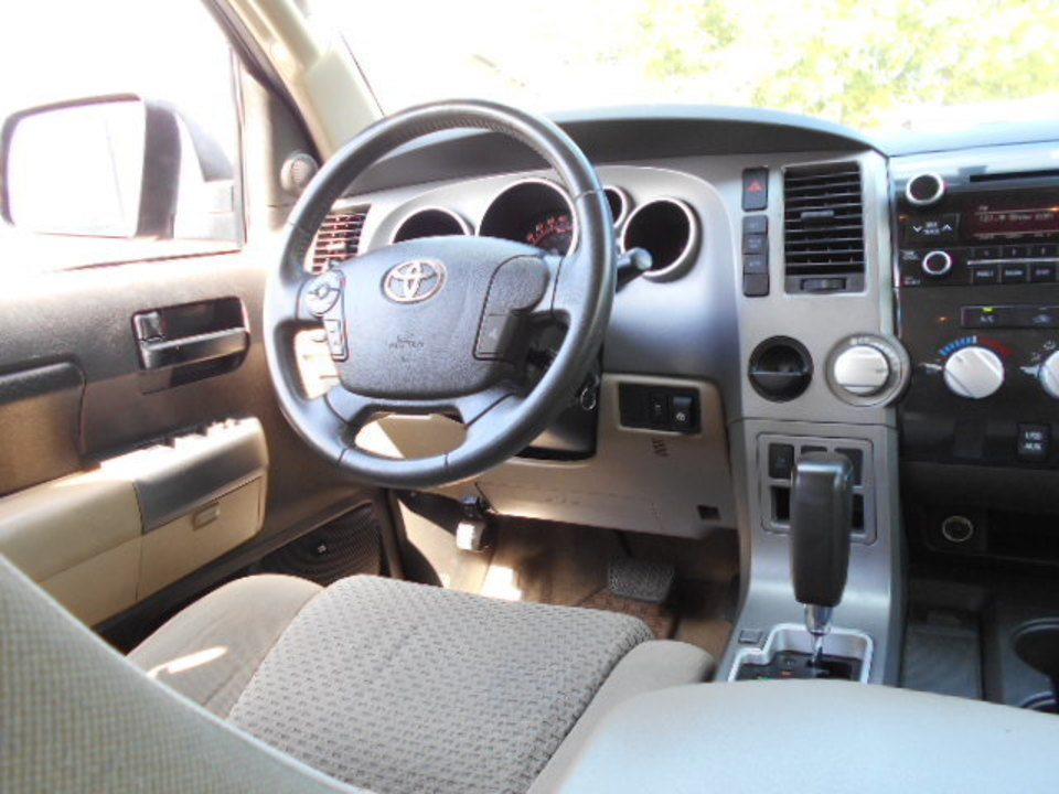 2010 Toyota Tundra  - Corona Motors