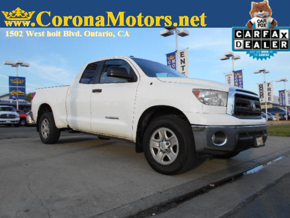 2012 Toyota Tundra 2WD Truck  - 12689  - Corona Motors
