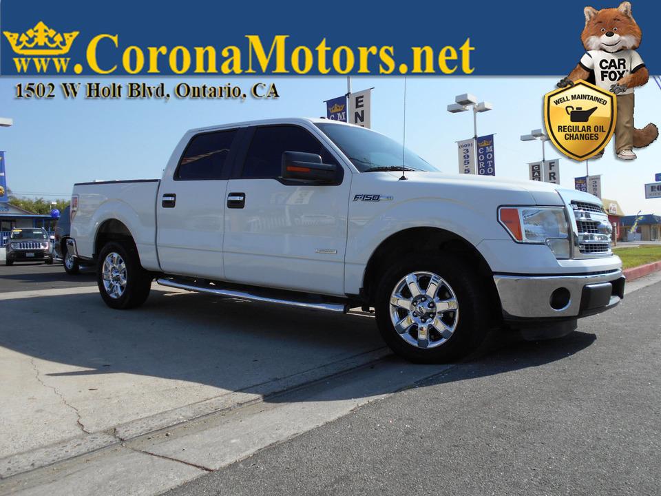2013 Ford F-150 XLT  - 12886  - Corona Motors