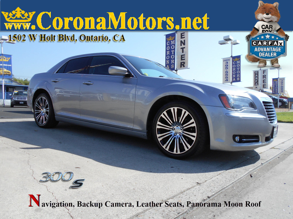 2014 Chrysler 300 300S  - 12887  - Corona Motors