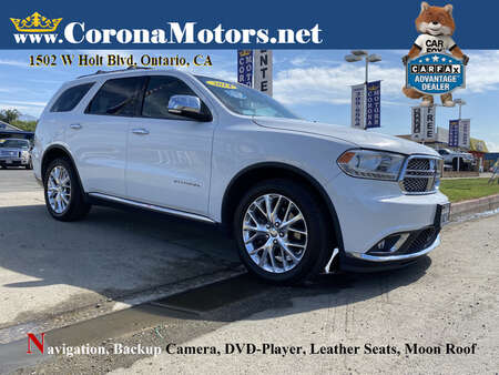 2014 Dodge Durango Citadel for Sale  - 13147  - Corona Motors