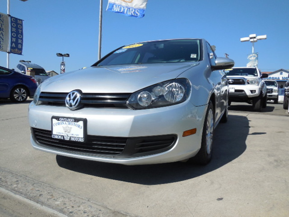2012 Volkswagen Golf  - Corona Motors