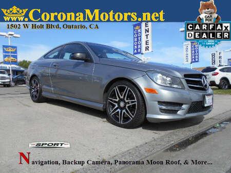 2014 Mercedes-Benz C-Class C 250 for Sale  - 12714  - Corona Motors