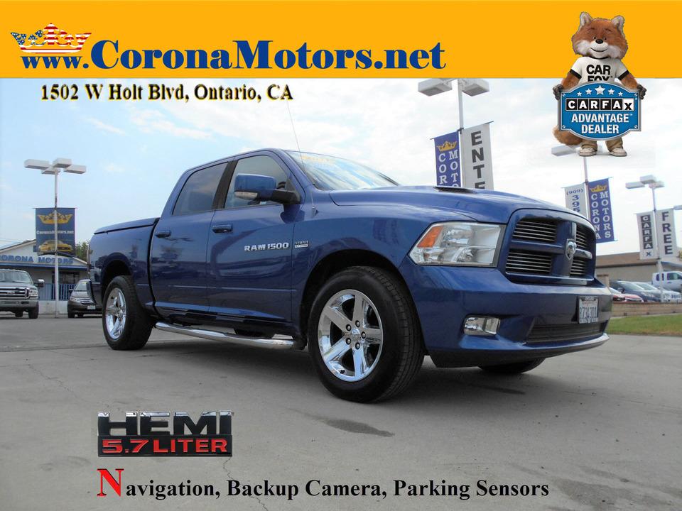 2011 Ram 1500 Sport  - 13136  - Corona Motors