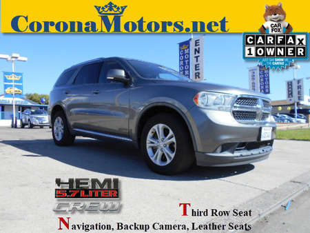 2012 Dodge Durango Crew for Sale  - 12579  - Corona Motors