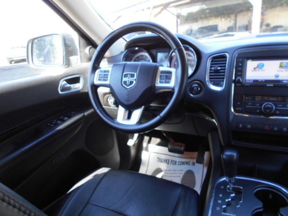 2012 Dodge Durango  - Corona Motors